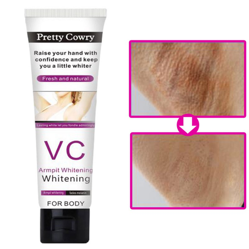 Bath & Shower Scrubs & Bodys Treatments Intelligent 50ml Armpit Whitening Cream Beauty Body Cream Between Legs Knees Private Parts Underarm Whitening Formula Armpit Whitener