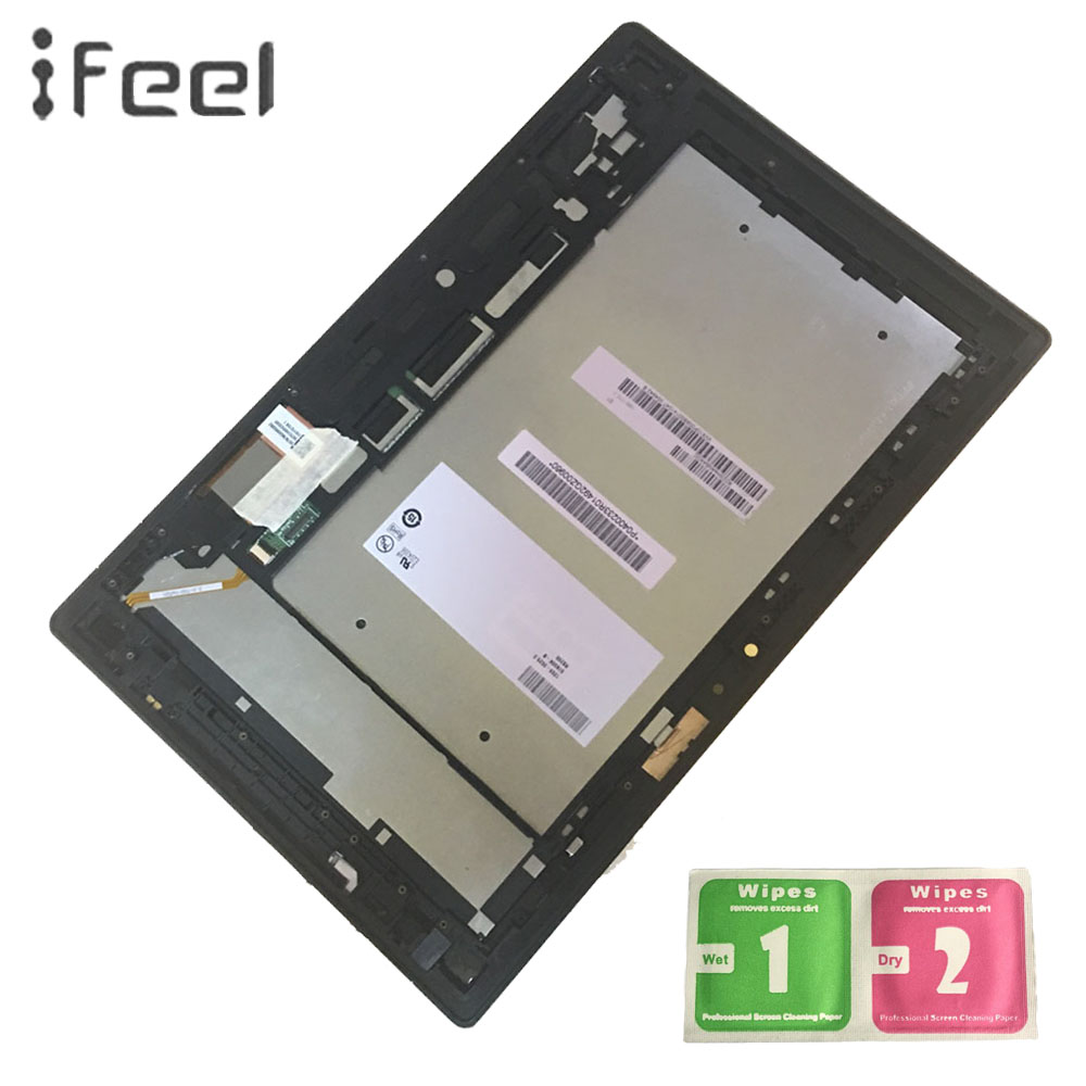 IFEEL New Original 10.1ich LCD Screen for sony Xperia Tablet Z SGP311 SGP312 SGP321 LCD Display + Touch Screen Frame Digitizer IFEEL New Original 10.1ich LCD Screen for sony Xperia Tablet Z SGP311 SGP312 SGP321 LCD Display + Touch Screen Frame Digitizer