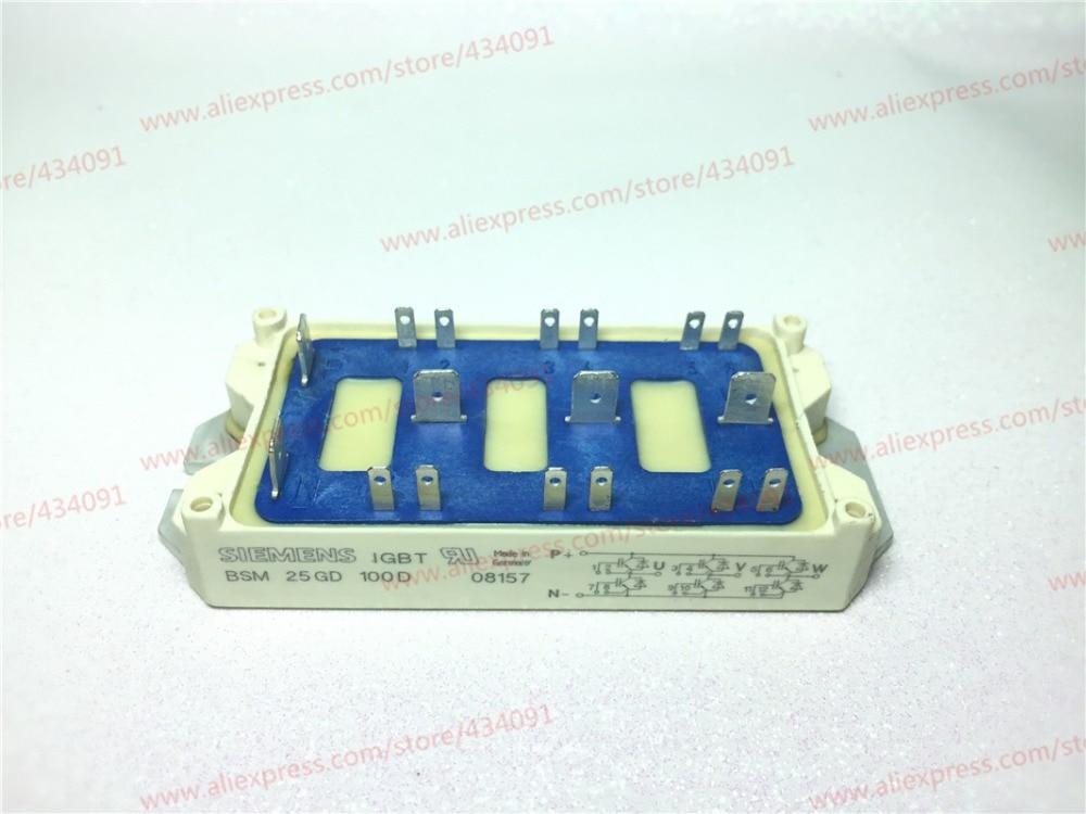 New BSM25GD100D module