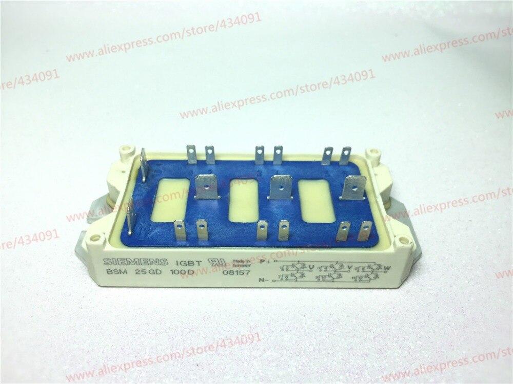 Nieuwe BSM25GD100D module-in Thuis Automatiseringsmodulen van Consumentenelektronica op  Groep 1