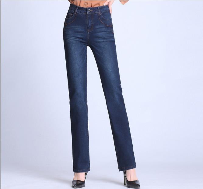 High Waist Jeans For Women Slim Stretch Denim Jean Bodycon Tassel Belt Bandage Skinny Push Up Jeans Woman