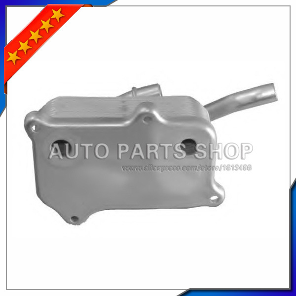ФОТО auto parts Engine Oil Cooler for Mercedes W202 W203 W210 W211 W220 CLK SLK VIANO E320 ML320 1121880401