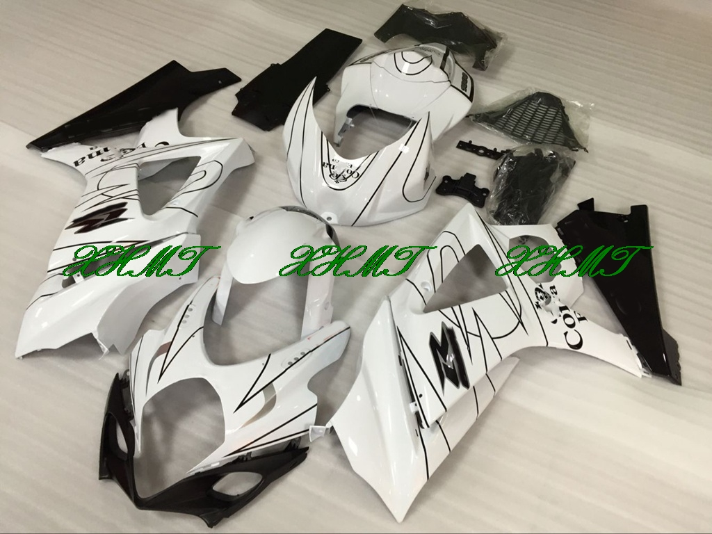 GSXR1000 07 Plastic Fairings GSXR 1000 Plastic Fairings 2008 for Suzuki GSXR1000 2008 Plastic Fairings 2007 - 2008 K7 цена 2016