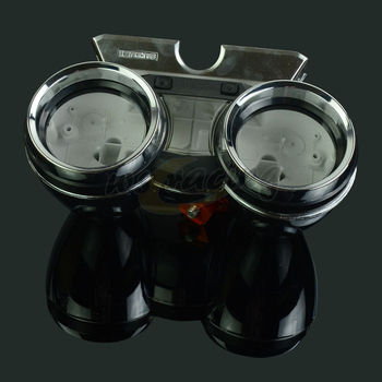 Motorcycle Speed Meter Clock Instrument Case Gauges Odometer Tachometer Housing Box Cover For SUZUKI GSX1400 2001-2003
