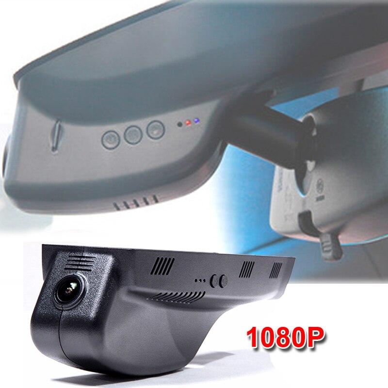 Hotselling 1080P HD Wifi Car Dash Cam Blackbox With G
