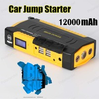 Meistverkauften Produkte 12 V 12000 mAh Batterien Ladegerät Tragbare Mini-Auto Starthilfe Booster Energienbank Für 12 V auto jumper starten