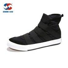 2016 neue Trend der Männer Segeltuchschuhe Männer Freizeitschuhe Frühling Herbst Mann Schuhe Zapatillas Hombre Slip-On größe 39-44
