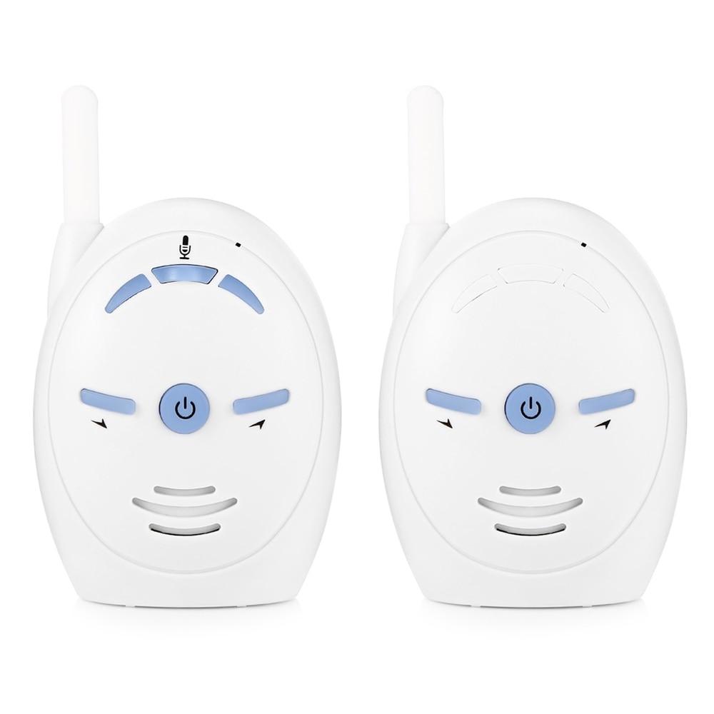 2.4 ghz Senza Fili del Bambino Baby Monitor Baby Monitor Audio Digitale Sensibile di Trasmissione A Due Vie Parlare di Cristallo Chiaro Baby Sitter