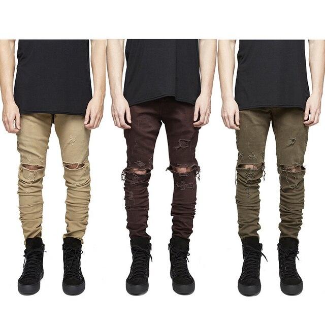 Para 30 Estiran Hombre Ropa Los Pantalones De 36 Diseño Verde Oliva q5C5UT