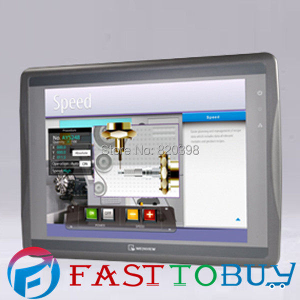 12.1  inch Touch Panel HMI Display Screen 1024*768 Ethernet USB Host SD Card MT8121iE Weinview with Programing Cable&Software