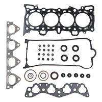 Gasket Set Kit For Honda Civic VI Del Sol SOHC D16Y7 D16Y8 1.6L 1996 2000 1997 1998 1999