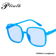 PLINTH Lovely Kids Sunglasses Classic Brand Design Flexible