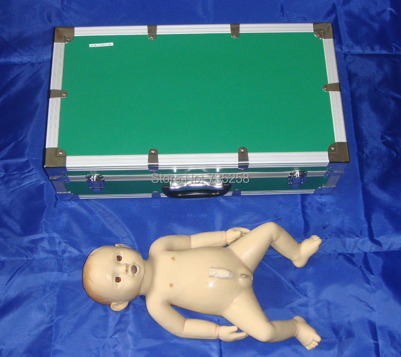 Infant Nursing Simulator,Soft Baby Care Model,Senior Baby Care Training Model