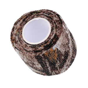 Image 5 - Elastic Camouflage Fabric Tape Camo Stealth Tape 220x5CM Concealment Aid for Binoculars Torches Hiking Camp Hunting