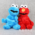 Sesame Street Elmo Cookie Monster Chilren Mochila De Peluche Bolsa de Peluche Muñecas Peluches 48 CM