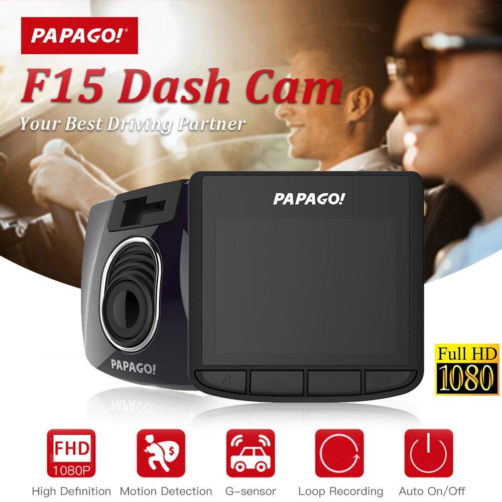 Kkmoon F15 Видеорегистраторы для автомобилей тире Камера Новатэк 96223 2.0 ЖК-дисплей 1080 P FHD 125 градусов регистраторы видео Регистраторы авто видеокамера видеорегистраторы