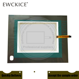 Image 1 - جديد PC477B 6AV7853 0AE20 1AA0 6AV7 853 0AE20 1AA0 HMI PLC تعمل باللمس و الجبهة التسمية لوحة اللمس و Frontlabel