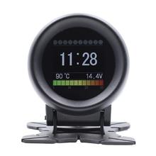 CXAT A205 многофункциональный смарт автомобиль OBD HUD цифровой измеритель код ошибки сигнализации Дисплей