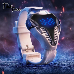 Tike Toker,New LED watch uniqu