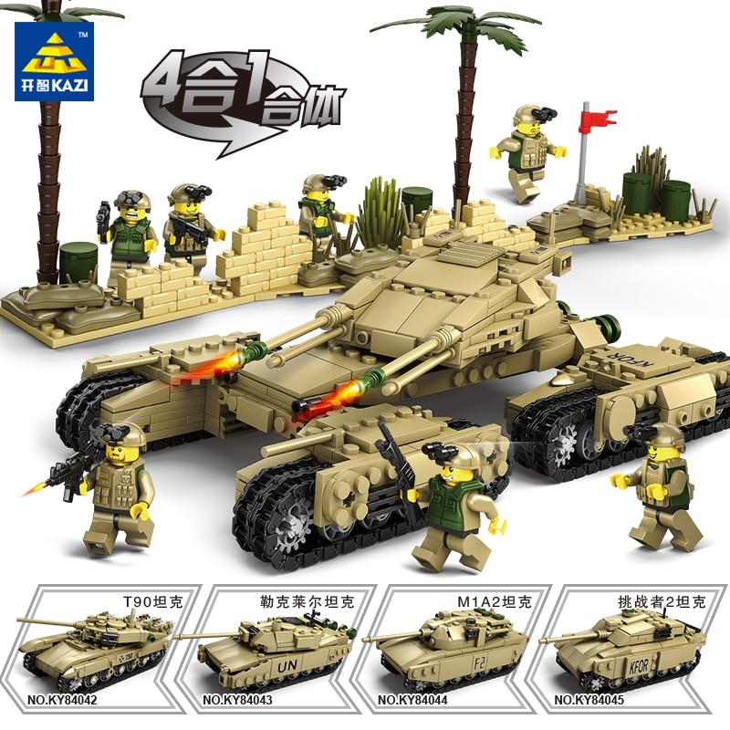 1263pcs 4 In 1 Military War M1a2 Abrams Leclair Mbt Tank Mammonth Tank Building Blocks Model Brinquedos Children Toys1263pcs 4 In 1 Military War M1a2 Abrams Leclair Mbt Tank Mammonth Tank Building Blocks Model Brinquedos Children Toys