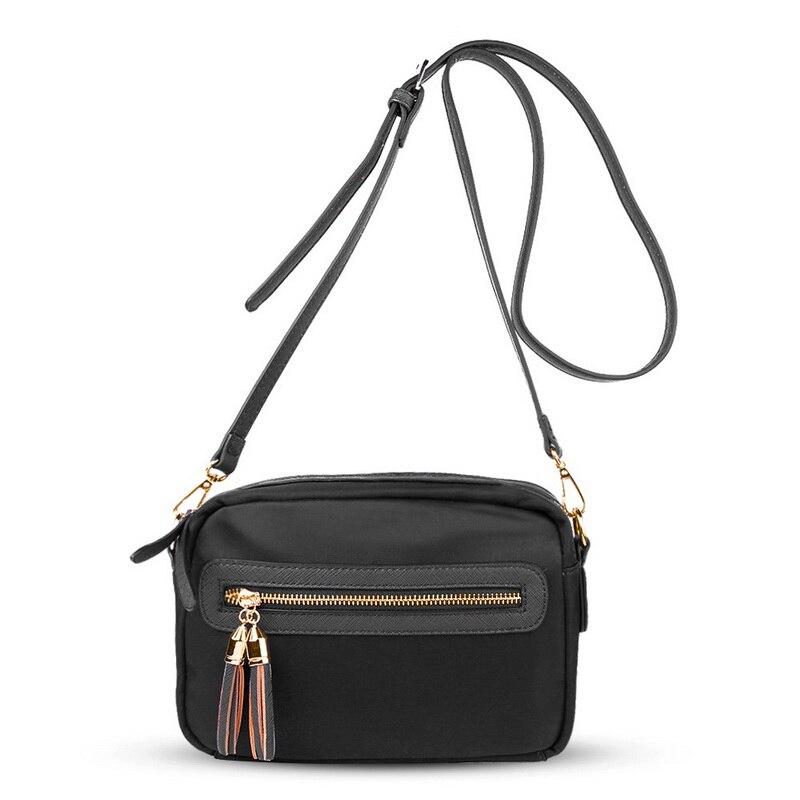 Borsa Leather Casuali Solide Fashion Messenger Pu Della handle Lether black Donne Crossbody Shoulder Bag Delle Signore Top Borse cerulean Tote Beige Baellerry 2018 qwxtY4AWvn