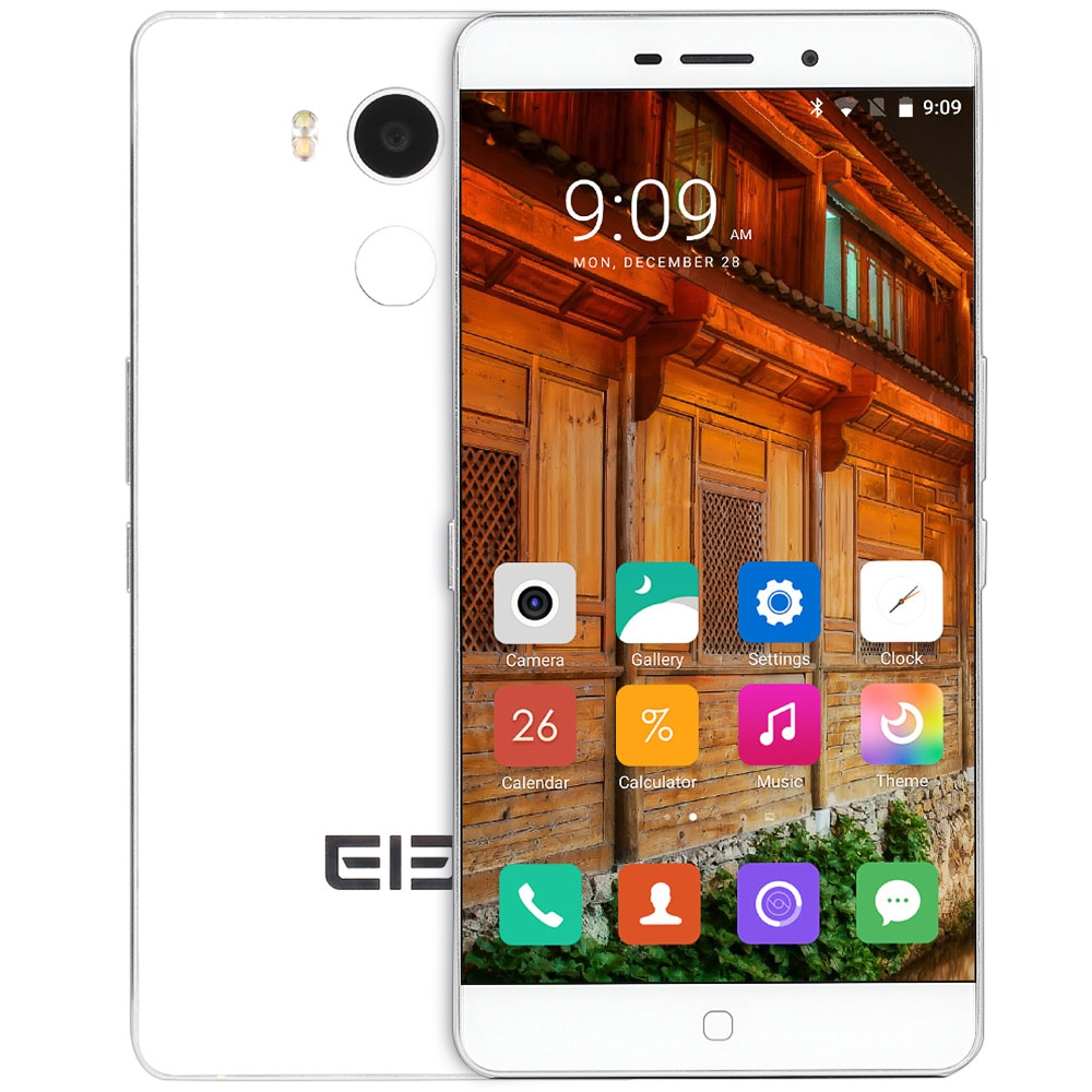 Elephone P9000 5 5 Inch Android 6 0 4G Smartphone MTK6755 Octa Core 4GB RAM 32GB