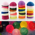 Aladin 10 Cotton Ball String Light Multi Color Party Patio Tree Decor