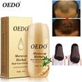 Maroc À Base de Plantes Ginseng Soins Des Cheveux Essence Traitement Pour Hommes Et Femmes Perte De Cheveux Rapide Puissant Croissance des Cheveux Sérum De Réparation de Cheveux racine
