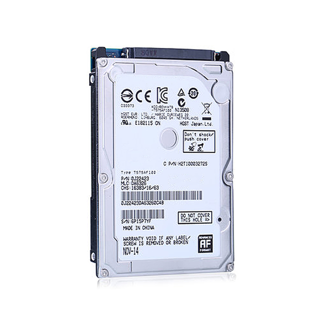 """Hàng chính hãng Thương Hiệu 320 GB HDD 7200 rpm 32 MB Cache 7mm SATA II Cứng Laptop 2.5"""" Ổ"""
