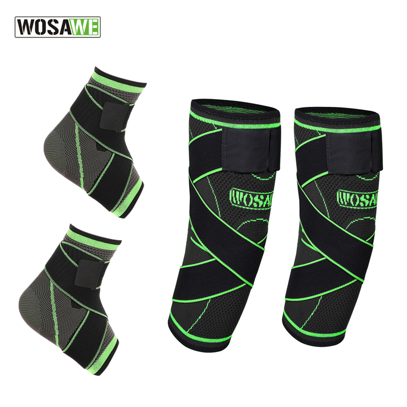 Back To Search Resultssports & Entertainment Ankle Support 1 Piece Ultralight Sports Elastic Ankle Support 3d Weaving Elastic Nylon Ports Safety Bandage Support Brace Foot Wrap Protection