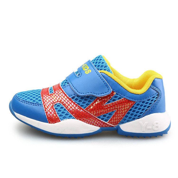 Spring Summer Children Shoes New Boys Girls Air Mesh Summer Casual Shoes Kids Sports Hollow Out Fashion Sneakers children s shoes boys and girls ultralight casual sports shoes children fashion sneakers mesh fabric breathable travel shoes