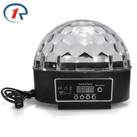 Best Promotion 20W DMX R L 027 Disco Stage Lighting Digital LED RGB Crystal Magic Ball