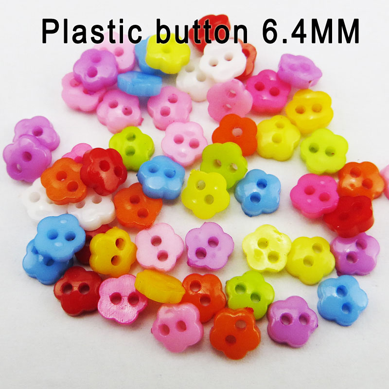 АКЦИЯ 100 шт смешанные формы много цветов Сделай Сам Скрапбукинг Мультяшные кнопки пластиковые кнопки детская одежда швейные принадлежности P-001 - Цвет: 2
