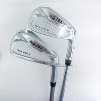 New Cooyute Golf Clubs irons set HONMA TW737V Golf iron set 4 910 Clubs N S.PRO ZELOS 7 Steel Golf shaft R Flex Free shipping
