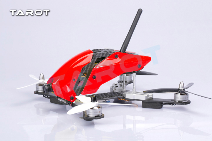 QAV 280 mutilcopter carbon fiber frame kit Time and space traversing machine TL280C for FPV quadcopter free shipping