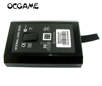 OCGAME Harddisk Hard Disk Drive 250GB HDD For Xbox 360 Official Internal Hard Drive For Xbox360 Slim Accessery