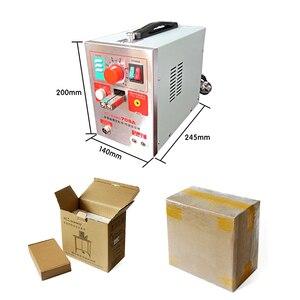 Image 5 - SUNKKO 709A ספוט רתך 1.9KW דופק ספוט מכונת ריתוך עבור ליתיום סוללות מכונת ריתוך עם מרחוק הלחמה עט