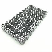 500 шт радиатор алюминиевая Базовая пластина 20 мм звезда черная