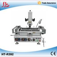 Máquina de soldadura de tres zonas de temperatura BGA Honton HT R392 infrarrojos y de aire caliente estación de soldadura
