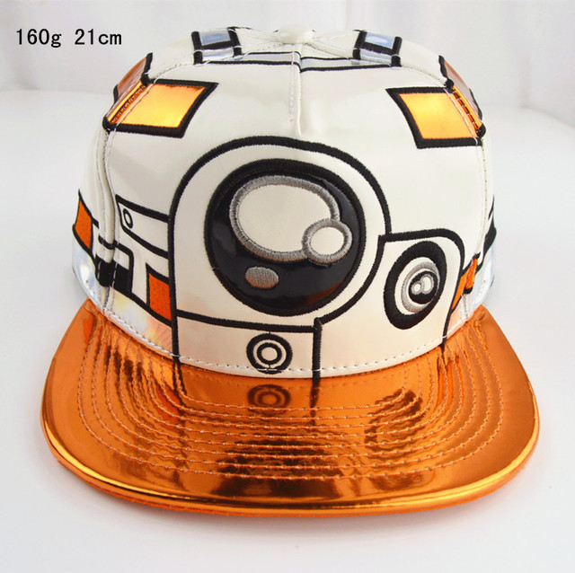 Star Wars 7 The Force Awakens baseball cap Anime peripheral
