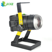 E SMARTER IP65 30W Floodlight Portable Rechargeable Work Emergency Flood Light For Traveling Camping Fishing Spotlight