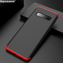 360 Full Protection Case For Samsung A10 5G Luxury Hard PC Shockproof Back Cover coque 6.7 Inch