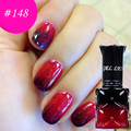 Gel Len Temperature Change Nail Gel Polish UV Soak Off Gel Varnish New Brand Long Lasting Led Gel Lacquer 8ml