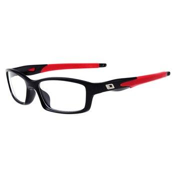 Men Women Cassic Silicone Eyeglasses Frames Colorful Sport Optical Plain Eeyewear Glasses 016