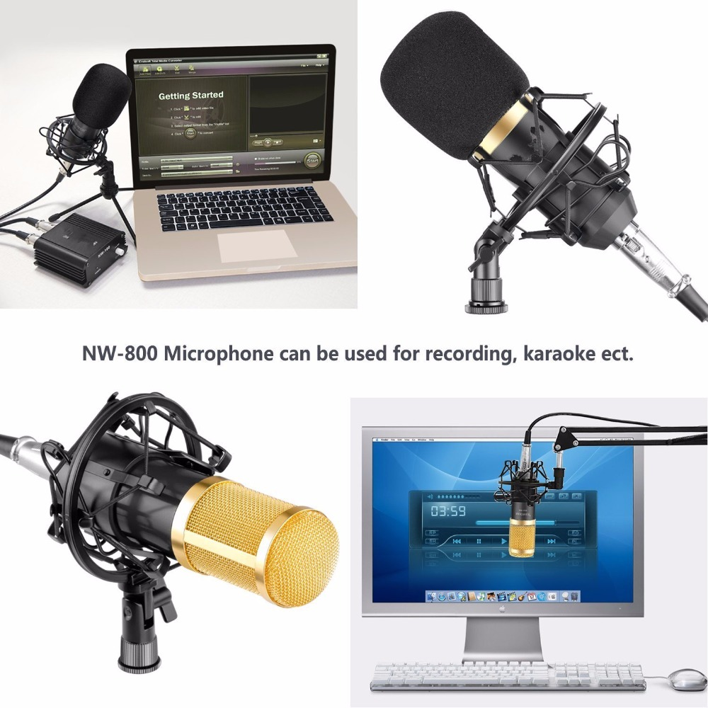 BM 800 Condenser Microphone 6