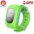 Mais novo relógio inteligente bebê q50 bluetooth smart watch suporte gps tracker para iphone apple celular com android pk gt08 smartwatch dz09