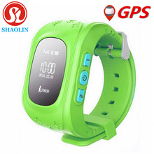 Newest Smart Baby Watch Q50 Bluetooth Smart Watch Support GPS Tracker for iPhone Apple Android Phone PK GT08 DZ09 Smartwatch