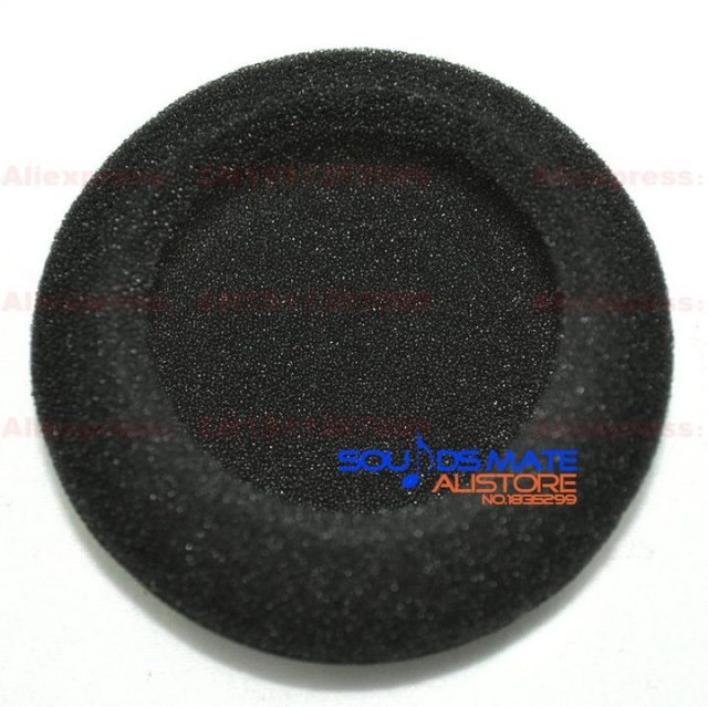 Online Shop 5 Pairs Replacment Foam Ear Pad Cushion Cover For