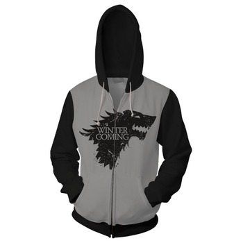 """Winter is Coming"" Hoodies"