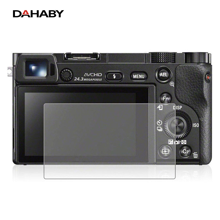 DAHABY For Nikon D5300 D5500 D7100 D7200 D750 D3200 HD LCD Camera Explosion-proof Tempered Glass Screen Protector Film